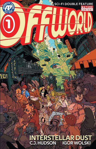 Offworld #1 – 2 (2020)