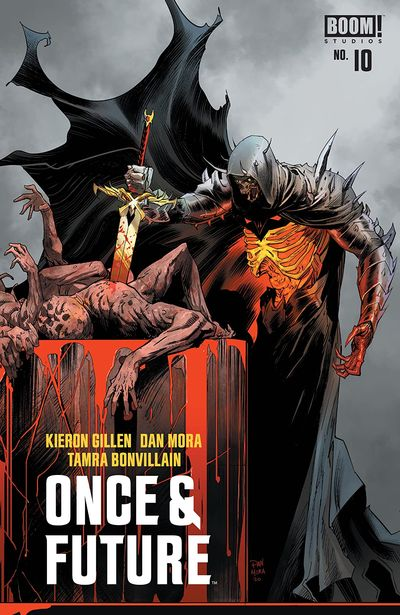Once and Future #10 (2020)