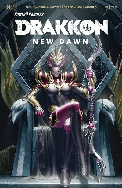 Power Rangers – Drakkon New Dawn #1 (2020)