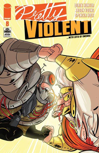 Pretty Violent #8 (2020)