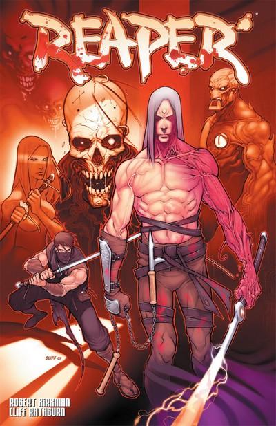 Reaper #1 (2004)