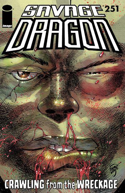 Savage Dragon #251 (2020)