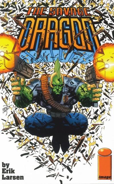Savage Dragon Vol. 1 #1 – 3 + TPB (1992+2004)