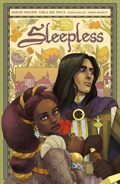 Sleepless Vol. 1 – 2 (TPB) (2018-2019)