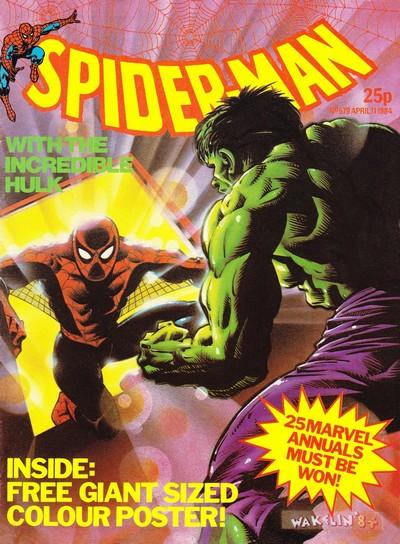 Spider-Man #579 – 633 (1984-1985)