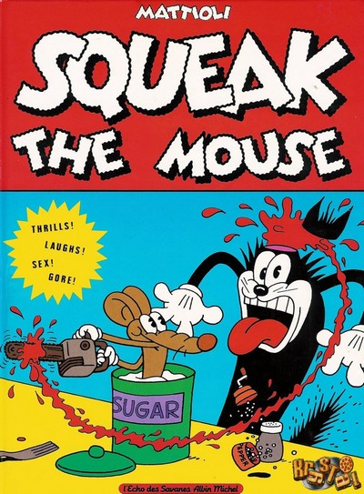 Squeak the Mouse #1 – 2 (1980)