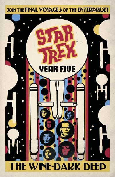 Star Trek – Year Five – The Wine-Dark Deep Book 2 (2020)
