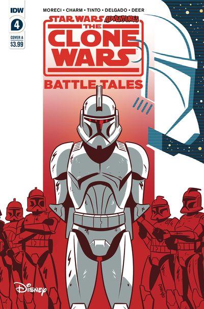 Star Wars Adventures – Clone Wars #4 (2020)