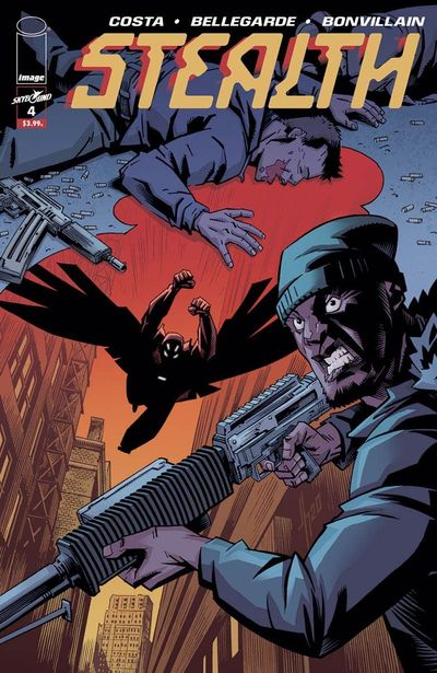 Stealth #4 (2020)