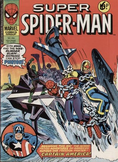 Super Spider-Man #254 – 310 (1975-1979)
