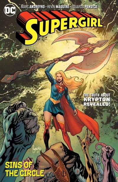 Supergirl Vol. 2 – Sins of the Circle (TPB) (2019)