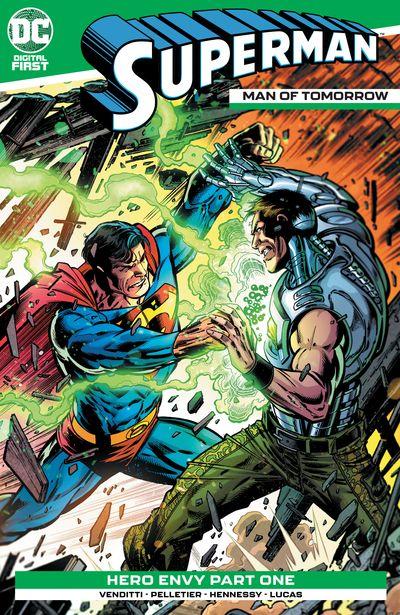 Superman – Man of Tomorrow #14 (2020)