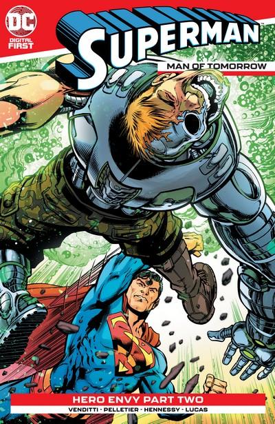 Superman – Man of Tomorrow #15 (2020)