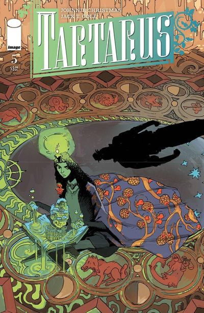 Tartarus #5 (2020)