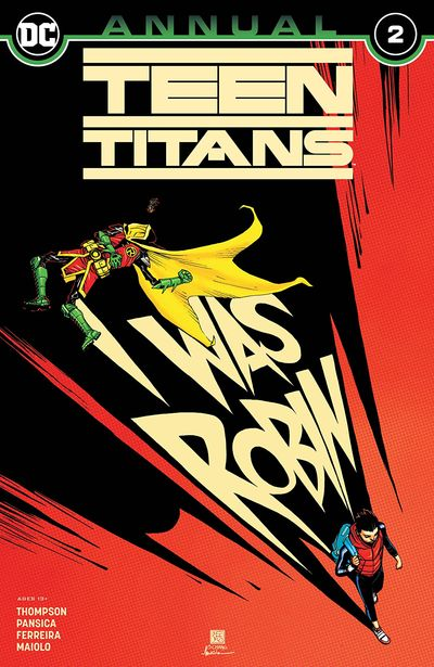 Teen Titans Annual #2 (2020)