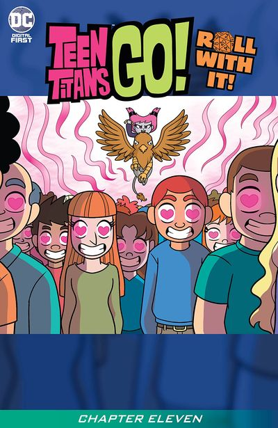 Teen Titans Go! Roll With It! #11 (2020)