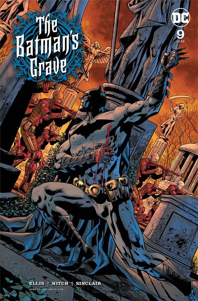 The Batman's Grave #9 (2020)
