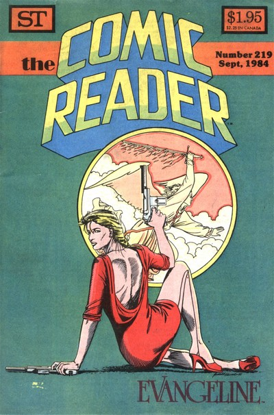 The Comic Reader #13 + 75 – 219 (1962-1984)