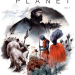 The Fourth Planet #1 – 5 (2016-2017)