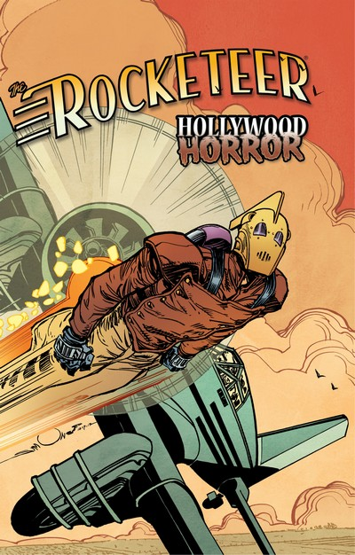 The Rocketeer – Hollywood Horror (2013)