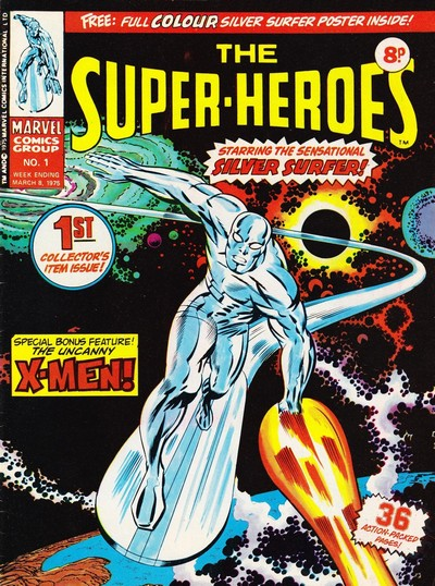 The Super-Heroes #1 – 49 (1975-1976)