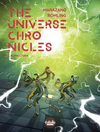 The Universe Chronicles 01 – Alpha Cygna (2020) (Europe Comics)