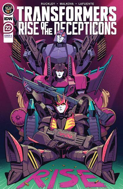 Transformers #22 (2020)