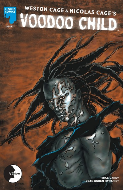 Voodoo Child #1 – 6 (2007-2008)