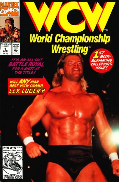 WCW – World Championship Wrestling #1 – 12 (1992-1993)