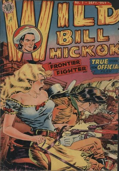 Wild Bill Hickok #1 – 28 (1949-1956)