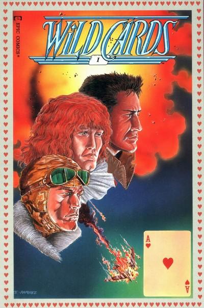 Wild Cards #1 – 4 (1990)