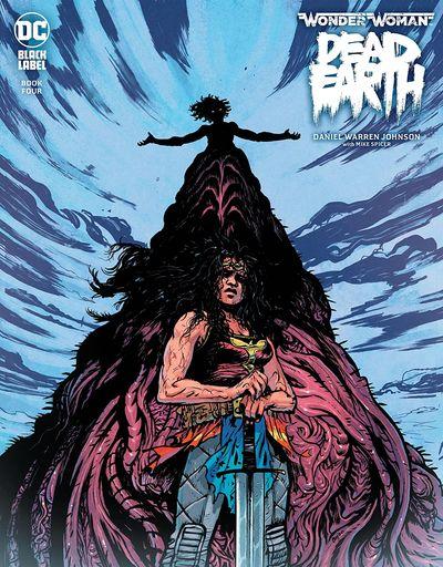 Wonder Woman – Dead Earth #4 (2020)