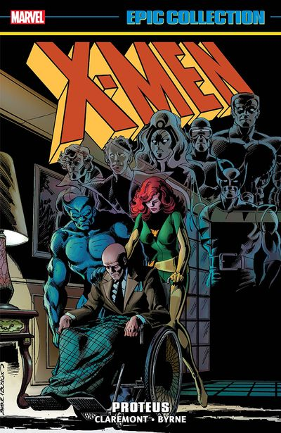 X-Men Epic Collection – Proteus (2020)