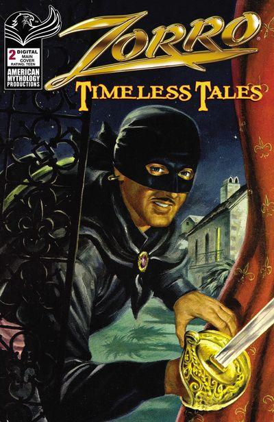 Zorro Timeless Tales #2 (2020)
