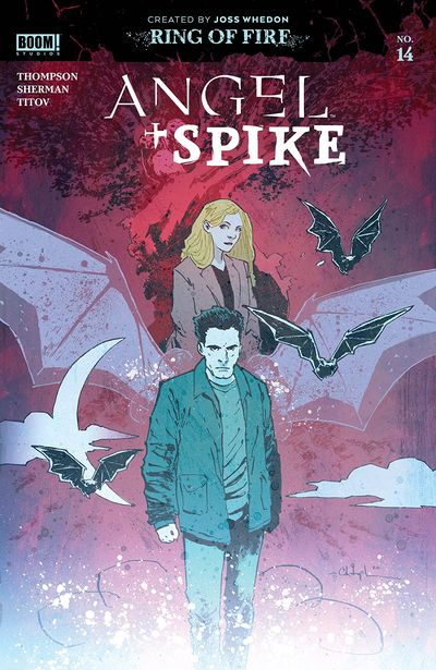 Angel and Spike #14 (2020)