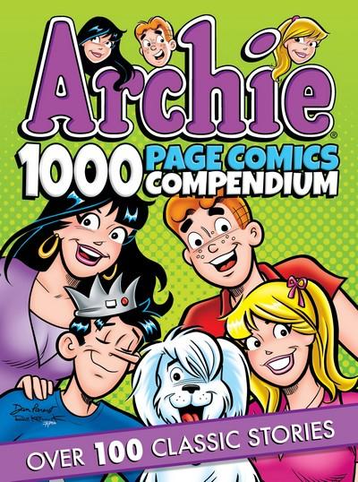 Archie 1000 Page Comics Compendium (2017)