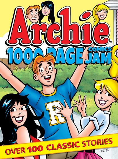 Archie 1000 Page Comics Jam (2015)