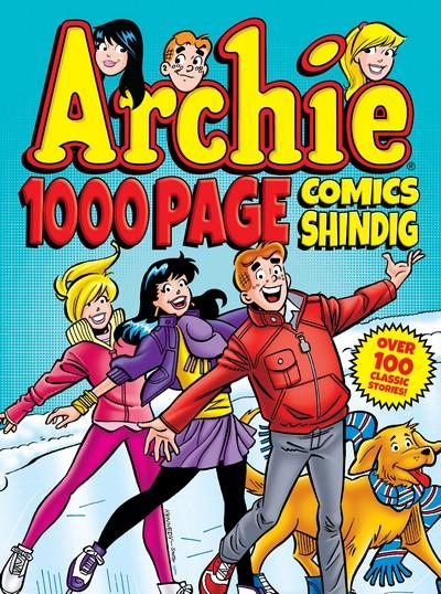 Archie 1000 Page Comics Shindig (2016)