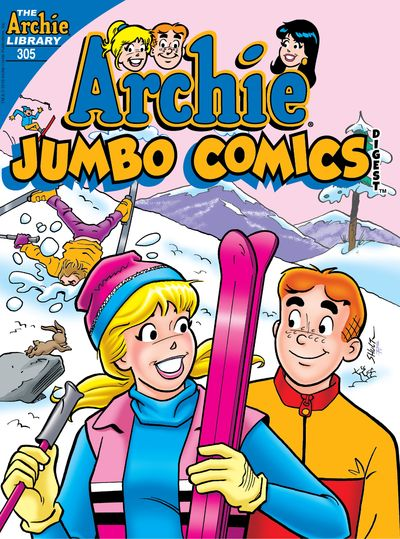 Archie Digest (Collection) (1986-2020)