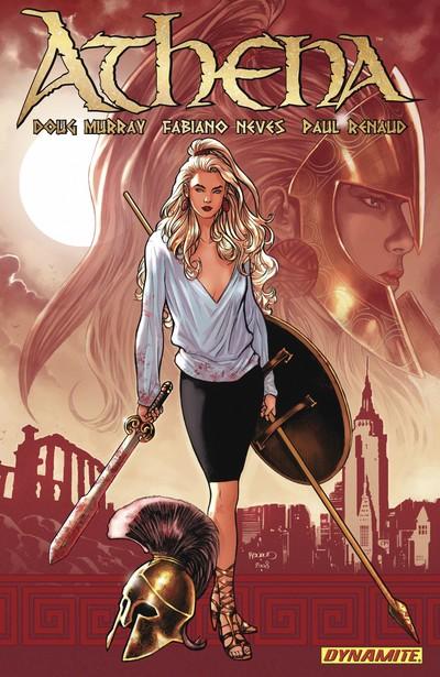 Athena Vol. 1 (TPB) (2010)