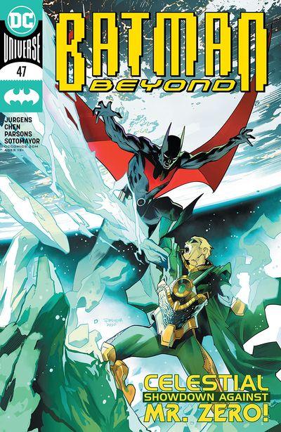 Batman Beyond #47 (2020)