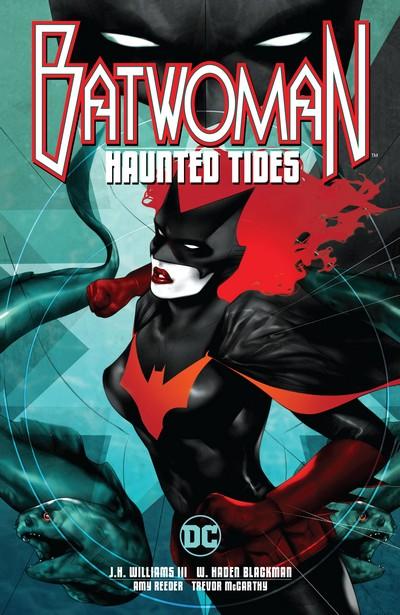 Batwoman – Haunted Tides (2019) (Omnibus)