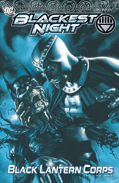 Blackest Night – Black Lantern Corps Vol. 1 – 2 (TPB) (2010)