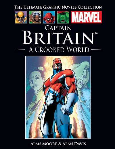 Captain Britain – A Crooked World (a.k.a. Jasper's Warp) (1981-1984) (Fan Made TPB)