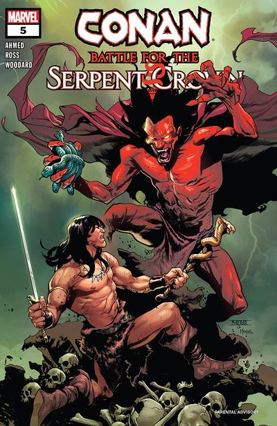 Conan – Battle For The Serpent Crown #5 (2020)