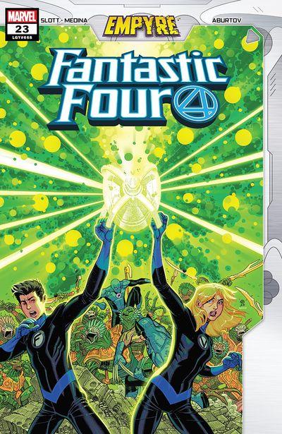 Fantastic Four #23 (2020)