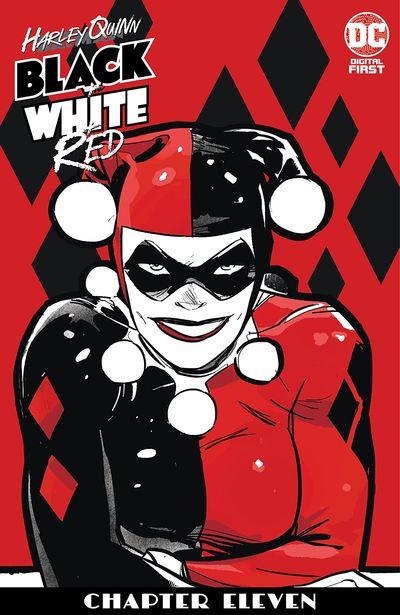 Harley Quinn Black + White + Red #11 (2020)
