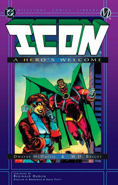 Icon – A Hero's Welcome (TPB) (1996)