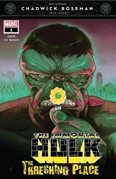 Immortal Hulk – The Threshing Place #1 (2020)