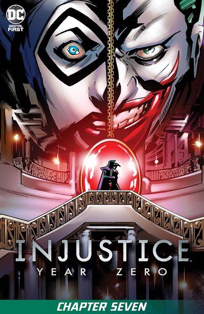 Injustice – Year Zero #7 (2020)